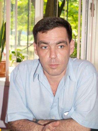 Заведующий отделением гигиены труда Киевской райСЭС Николай Бевзо