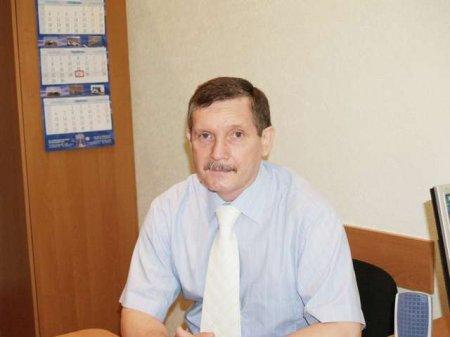 Заведующий санитарно-гигиеническим отделом Малиновской райСЭС Сергей Штыков